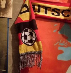 Deutschland Football Scarf