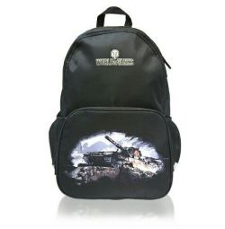 Backpack (briefcase) World of Tanks new
