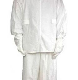Μαγιό, που χρησιμοποιείται, λευκό, μέγεθος 3.
