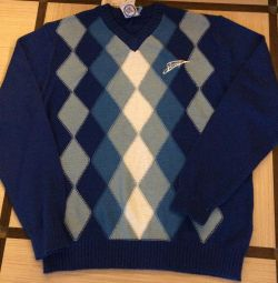 New Men's Zenith Sweater