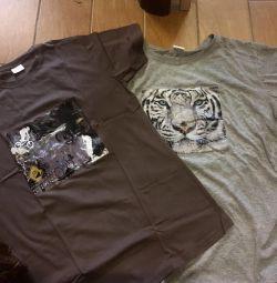 Ανδρικά μπλουζάκια εκτύπωσης