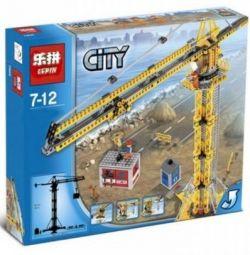 Oluşturucu LEPIN City Yüksek katlı vinç 02069, yeni