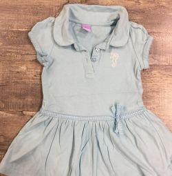 Φόρεμα δεσμευμένο