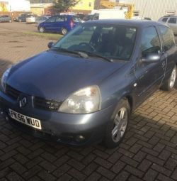 2006 Clio 1.2 Campus Sport i-Music....12 Month MOT....P/X Welcome...Priced to sell....Nice Clean car