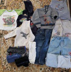 Συσκευασία ρούχων για αγόρι (1)