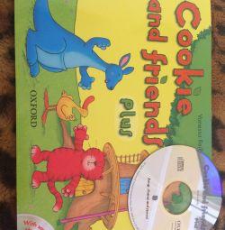 Учебник английского с диском для новичка