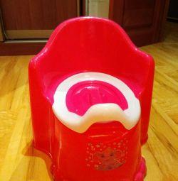 Children's pot