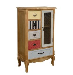 GASTON POLYCHROME WARDROBE HM7042 НАТУРАЛЬНЫЙ КОФЕ 53X3