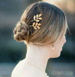 Hairpin clip