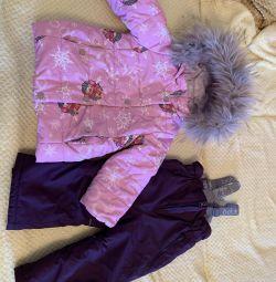 Costumul lui Batik pentru fetița 86 r slitex