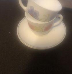 Tea Set 4 Prema