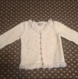 jacket nat. Μαλλί