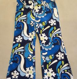 Pantaloni gymboree 2t ideal.