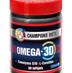 Омега-3 (Omega-3D) Академія-Т 90 гел. капс.