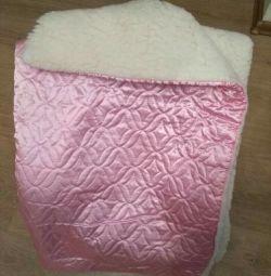 Sheepskin cover