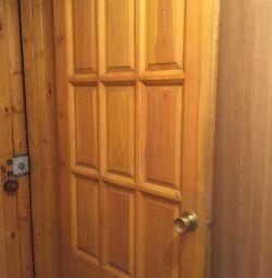 ? Wooden door