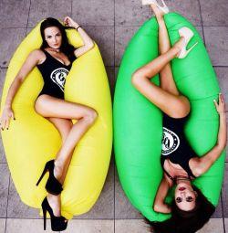 LAMZAK / Inflatable sofa