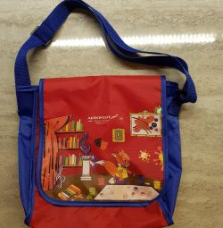 Children's bag. Aeroflot