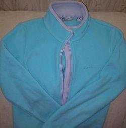 Fleece sweatshirt for girls.
