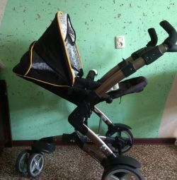 Stroller ABC Design 3 tec, bathing hill and circle