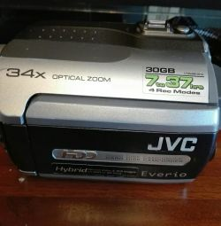 Video cameraJVC