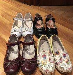 Μέγεθος παπουτσιών 31