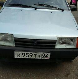 VAZ (Lada) 2109, 1998