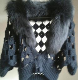 Bolero tricotat
