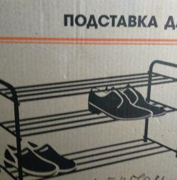 Shelf for shoes 3x shelf 80