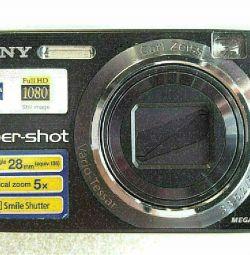 Цифровой фотоаппарат Sony DSC W170
