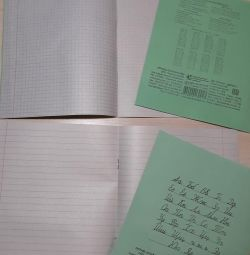 Notebook 12 sheets
