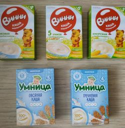 Porridge pentru copii