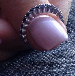 Δακτύλιος p 15,5 νέο ασήμι