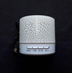 Στήλη Bluetooth Νέο φορητό Bluetooth