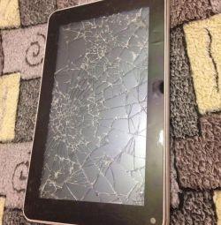 Repararea tabletelor telefonice.