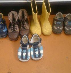 Πακέτο παπουτσιών