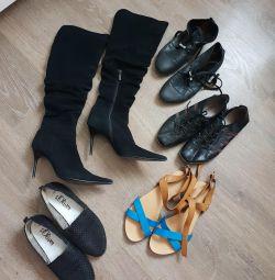συσκευασία παπουτσιών