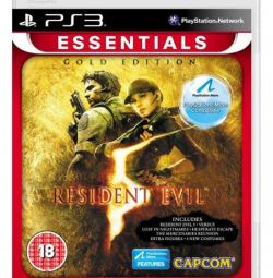 Play PS3 Resident Evil 5