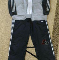 Αθλητικά μπλούζες και παντελόνια Adidas
