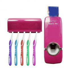 Κάτοχος οδοντόβουρτσας με διανομέα
