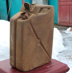 German canister 20l. 1939 year.