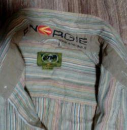 Нова лляна сорочка