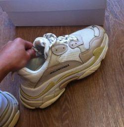 Ανδρικά παπούτσια Balenciaga