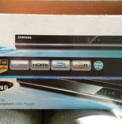 DVD player nou în cutie
