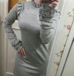 Yeni sıcak elbise