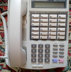 Telefonul de sistem LG GK-36EXE / GK-36E