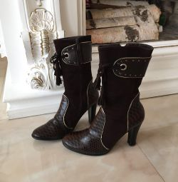 300 rubles Boots for off season bu 39-40