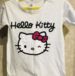 Used children's cotton t-shirt size S