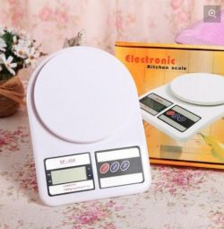 Scales for kitchen