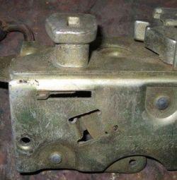 locking device door hood trunk